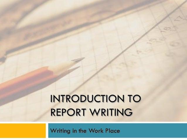 Writing English Introductions  Teacher Joe