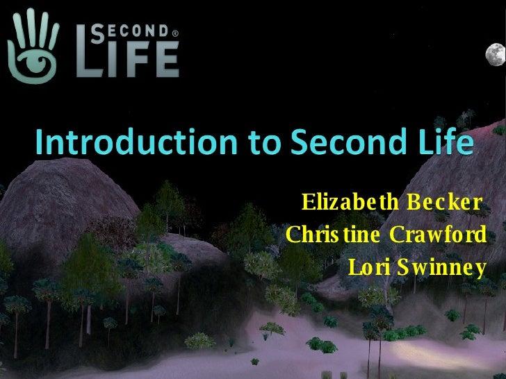 Elizabeth Becker  Christine Crawford Lori Swinney