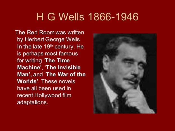 an analysis of the time machine by herbert george wells Our analysis of 3,853 reviews for 2 products from h g (herbert george) wells the results are:  the time machine from h g (herbert george).