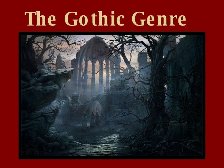 gothic genre the red room versus the Find pop/rock albums, artists and songs, and hand-picked top pop/rock music on allmusic allmusic new releases featured  but as the genre aged,.