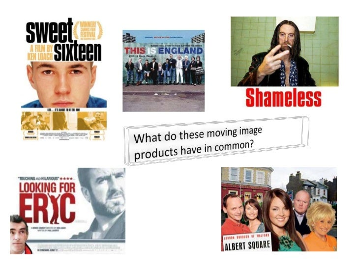 Introduction activity for social realist film