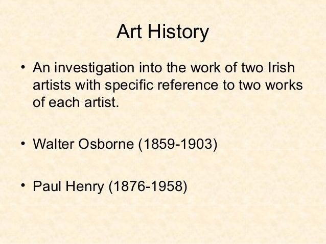 Walter Osborne