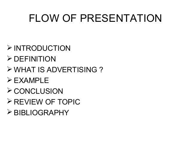 Define working bibliography