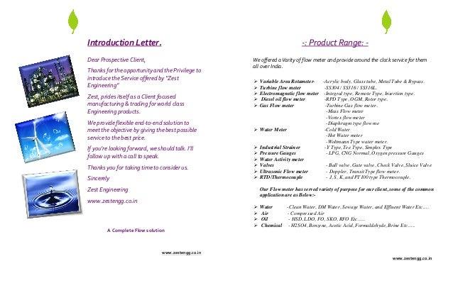 Introduction Letter E Catalogue