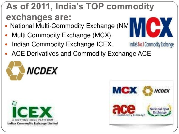 Commodity market in india live - Algorithmic trading books