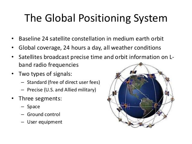 the characteristics structure and functions of the global positioning system gps 1 social impact of the global positioning system (gps) a paper submitted to ann holms by writing 2e (11:00-12:50) february 15, 2005.