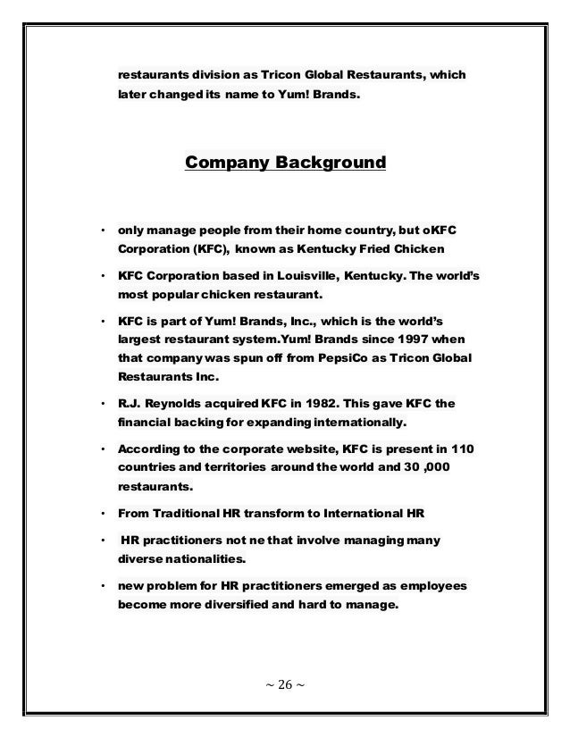 Sample human resources policies and procedures autos post for Hr sop template