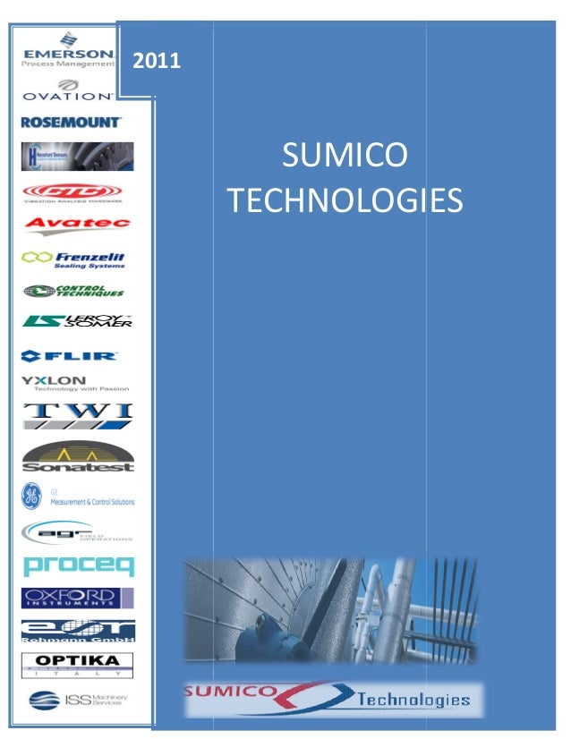 Introduction of SUMICO Technologies
