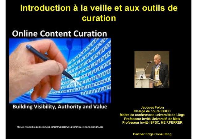 1 ! ! ! ! ! ! ! ! ! ! ! ! ! ! Jacques Folon Chargé de cours ICHEC Maître de conférences université de Liège Professeur inv...