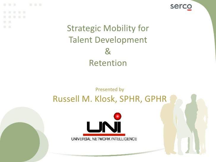 Intro Session Global Workforce Mobility for Talent Management