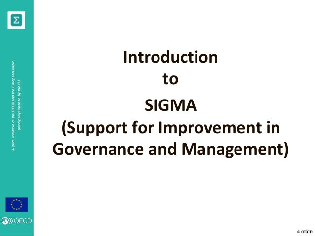 Introduction to SIGMA