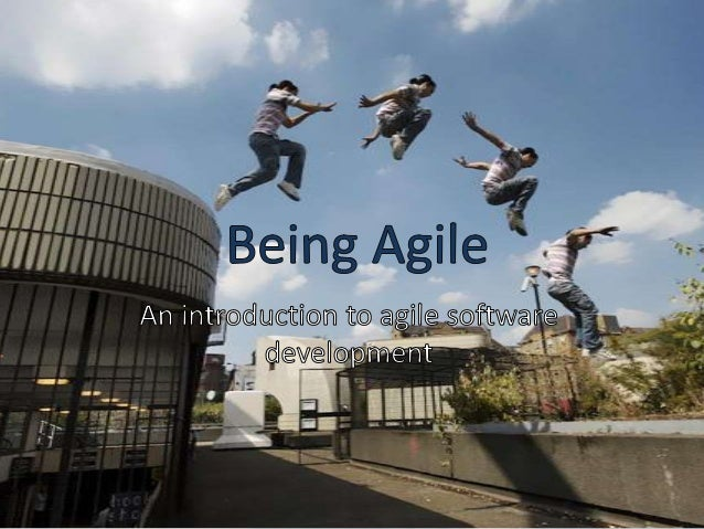 Introduction to agile software development