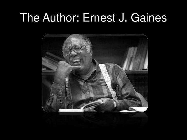 a literary analysis of a lesson before dying by ernest gaines Need help on themes in ernest gaines's a lesson before dying check out our thorough thematic analysis from the creators of sparknotes.