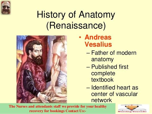 Father Of Modern Anatomy