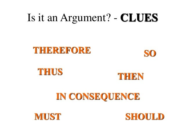 As Critical Thinking Argument Elements - image 4
