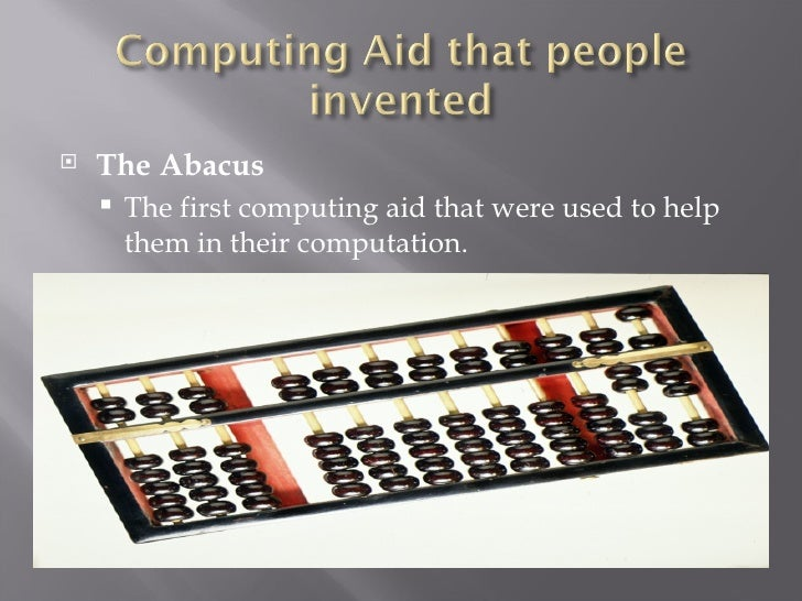 an introduction to the abacus An introduction to abacus fernsoftwarecom © copyright 2016 fern software pte ltd all rights reserved 7 abacus has been designed from the very beginning to be fully multi-lingual, and.