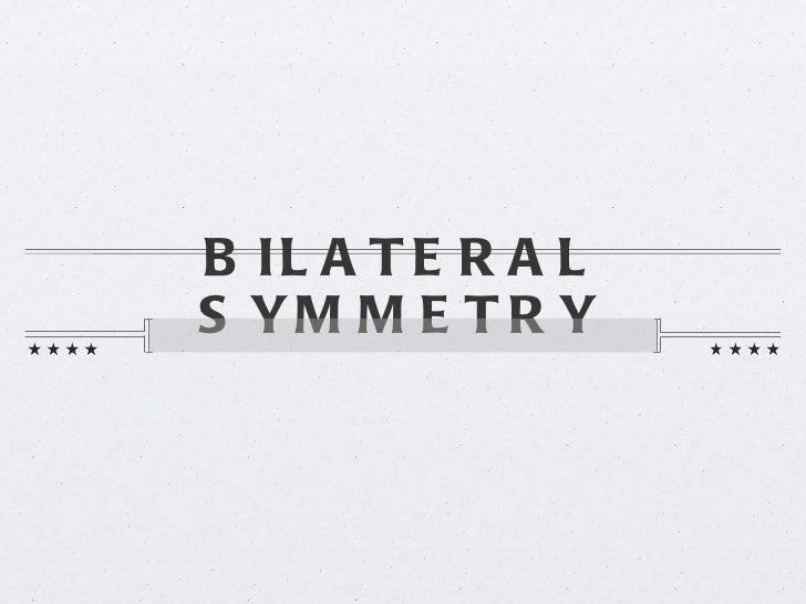 Introductionto bilateria 2012