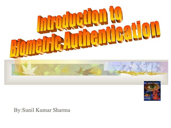 By:Sunil Kumar Sharma