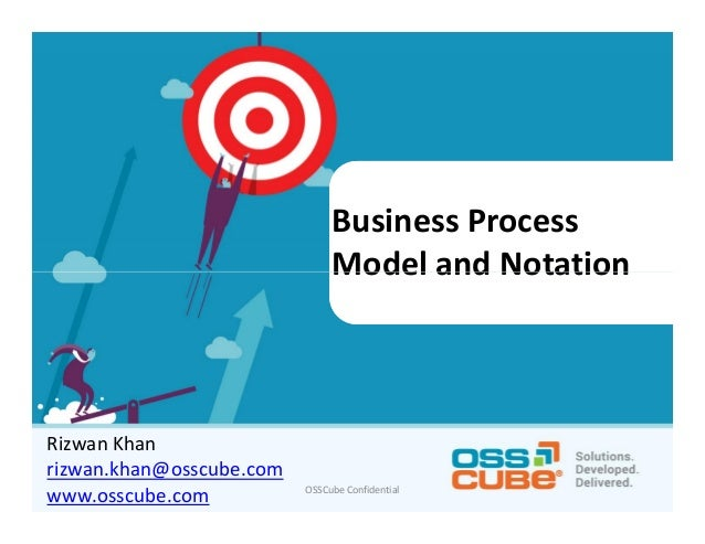 Introduction to Business Process Model and Notation (BPMN) - OSSCamp 2014
