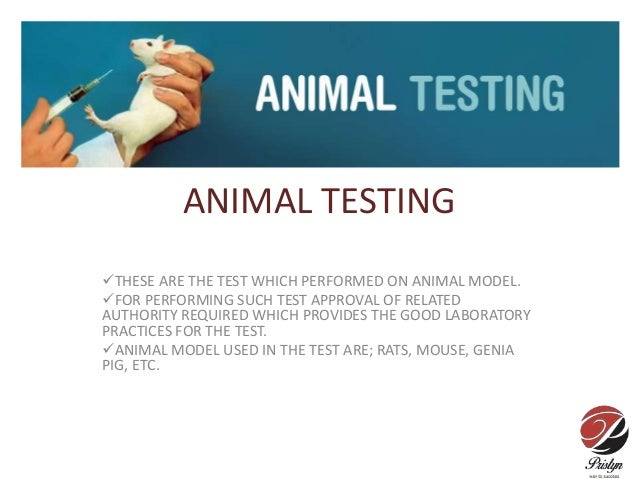 What do you think of this animal testing intro?