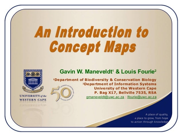 Introduction to concept maps theory sept2012