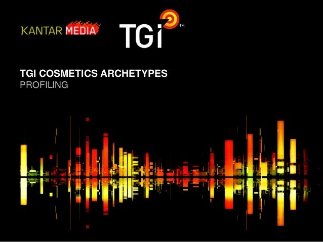 TGI Cosmetics Archetypes extract