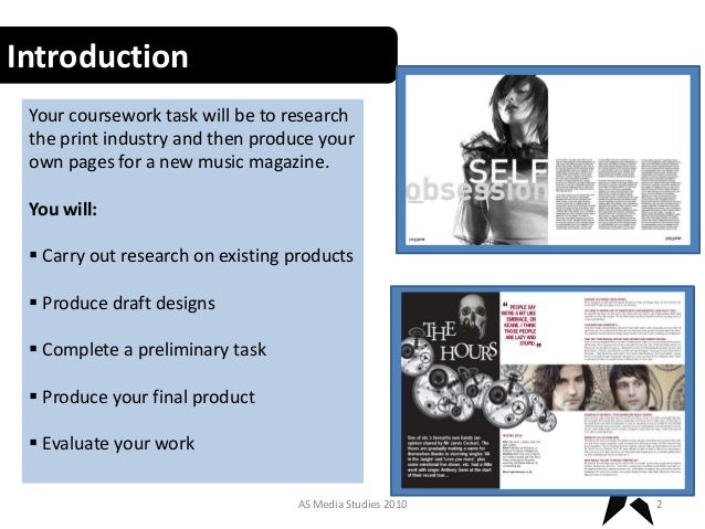 How to write a coursework introduction