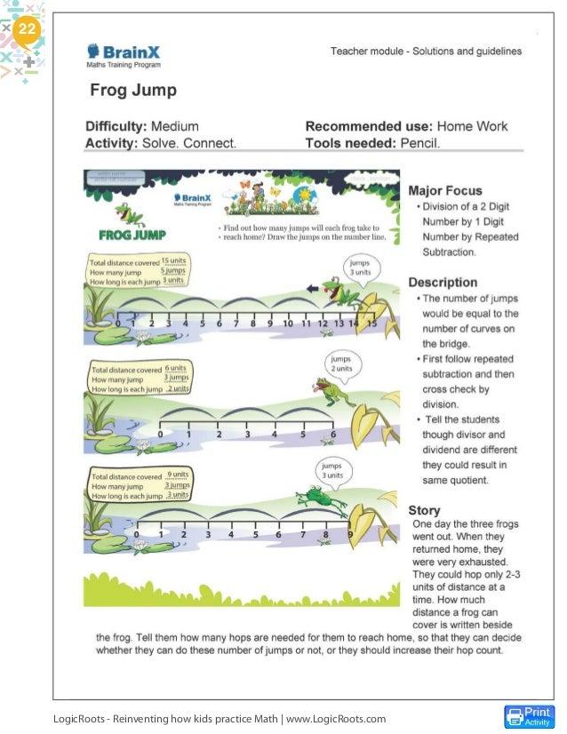 Beginning division worksheets pdf