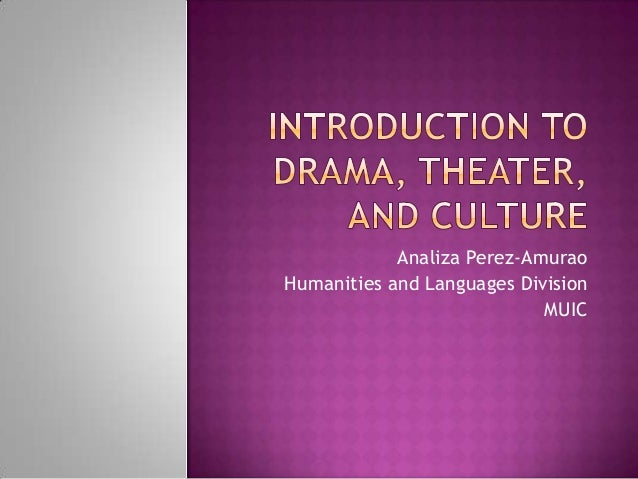 Analiza Perez-AmuraoHumanities and Languages Division                            MUIC