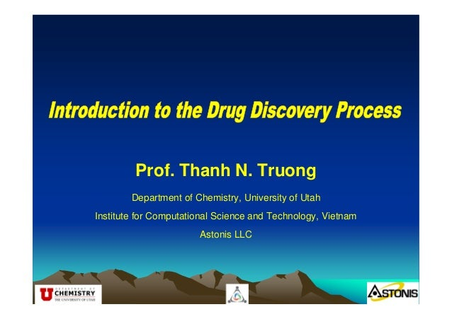 Introduction to the drug discovery process