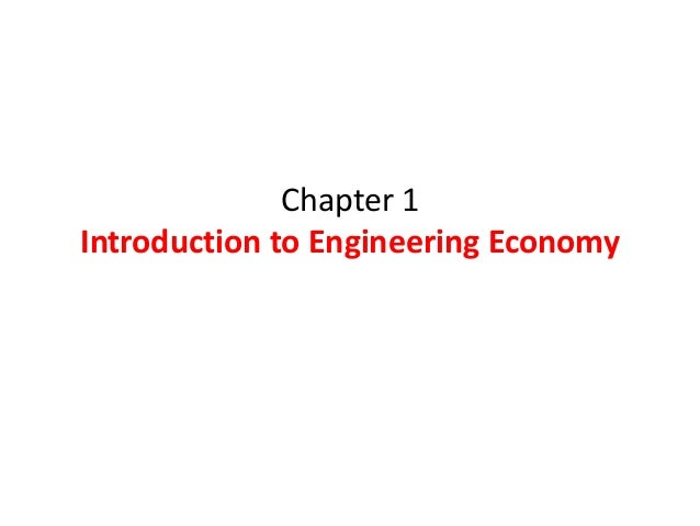introduction to economy Introduction what might a desirable and viable alternative to our current  economic system look like beyond vague ideals and nice sounding words.