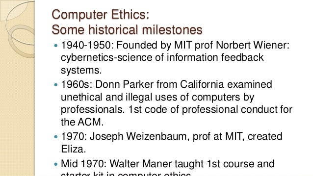 computer ethics definition by deborah johnson pdf