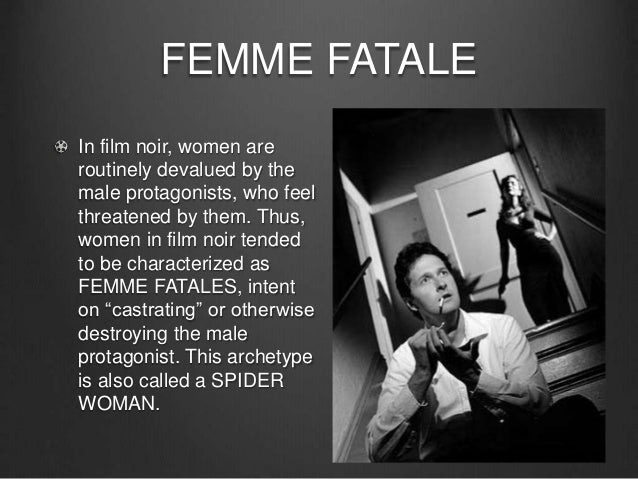 introduction to film genre study 1 film noir