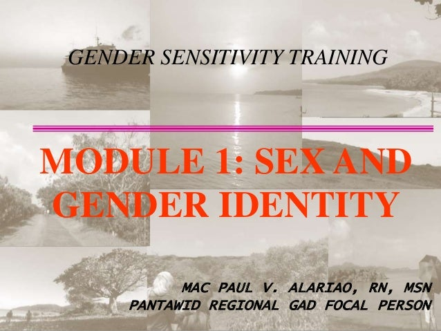 gender sensitivity in training The 'gender awareness and sensitivity applications' is an effort to share and disseminate our learning on gender training, based on several experiences with a wide range of participants, within the country and from neighbouring countries.
