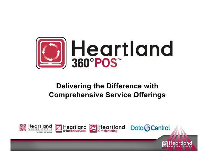 Introduction To Heartland 360 Pos