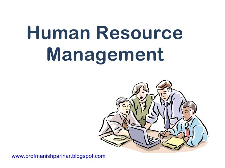 Introduction to hrm 2