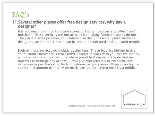 List Interior Designers Free