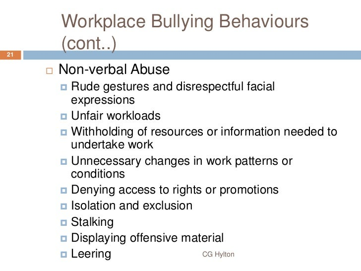 lateral violence understanding workplace bullying Unlike workplace bullying, lateral violence differs in that aboriginal people are now abusing their own people in similar ways that they have been abused.