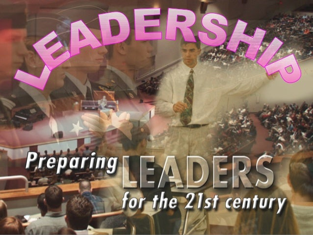 1. Leaders are important. 2. Everyone is already a leader. 3. Leadership skills can and should be developed. Three Premise...