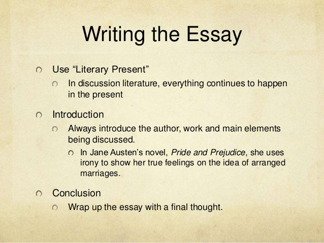 pride and prejudice essay introduction Pride and prejudice: an introduction to and summary of the novel pride and prejudice by jane austen.