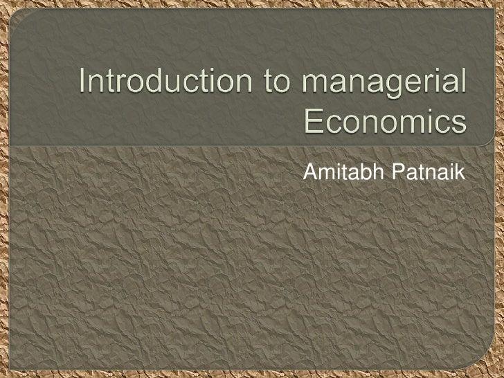 Amitabh Patnaik