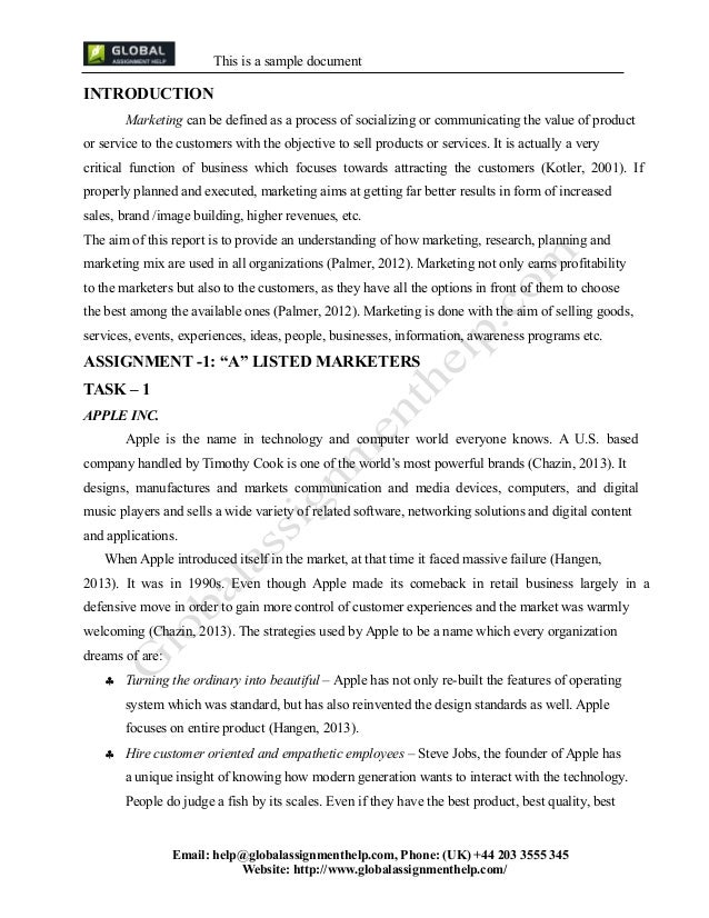 comparison contrast essay sample