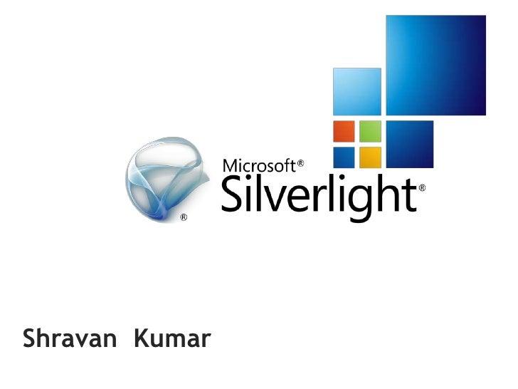 Shravan  Kumar<br />