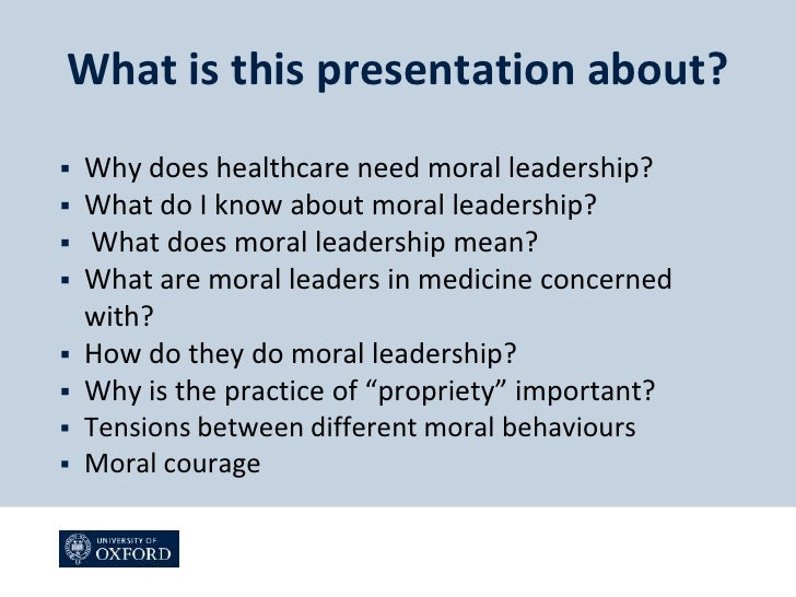 why should a business manager be moral essay Ethics is based on a set of moral and ethical values these values must be absolute - that is, you must take them seriously enough to override any human rationalization, weakness, ego, or personal faults.