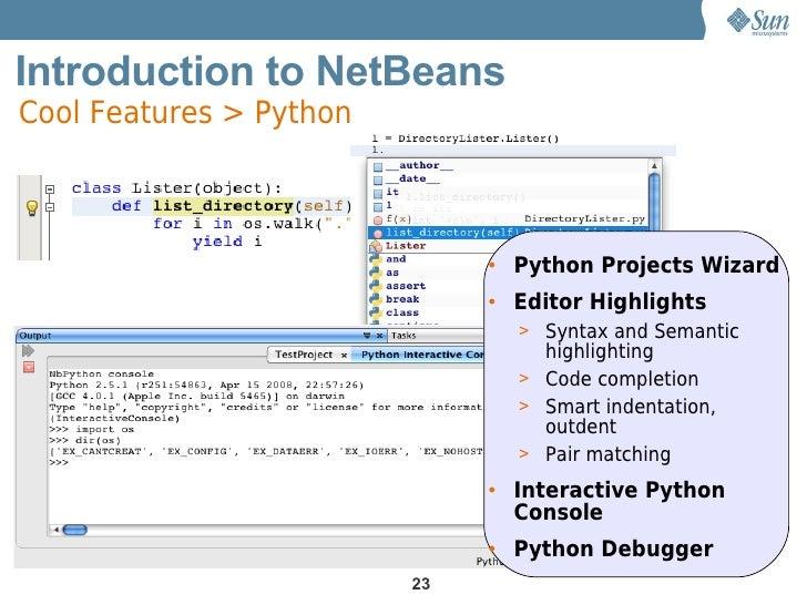Introduction Netbeans Ide Cb