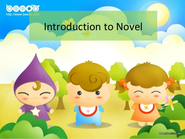 Introduction to Novel