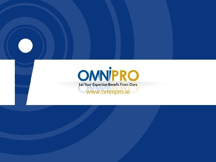 Introduction to OmniPro