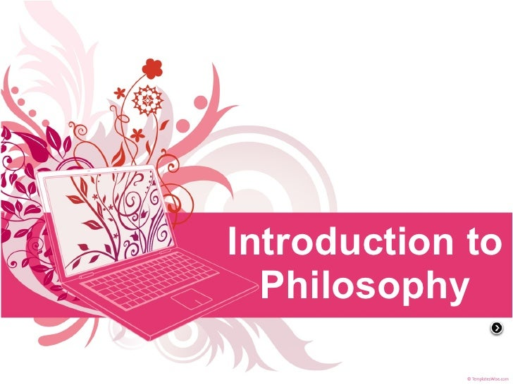 Introduction To Philosophy boa