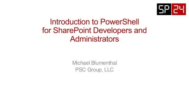 Michael Blumenthal PSC Group, LLC