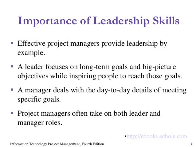 leadership skills for managers The program covers the skills managers must master to do their part in performance management during the workshop, participants will learn to empower employees, recognize and reward achievements and behaviors congruent with the organization's goals, strategy, and values.